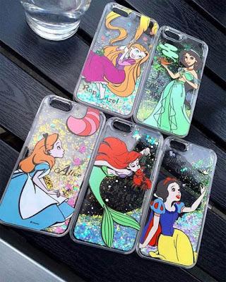 funda iphone princesas