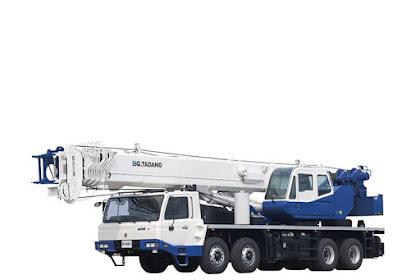 United Tractors Jadi Distributor Crane Tadano Terbaik