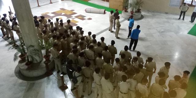भोपाल में धारा 144, किसी भी गदर के लिए पुलिस तैयार | MP NEWS