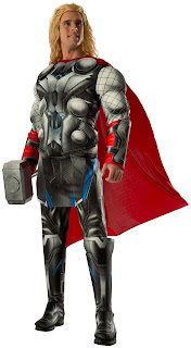Thor Costumes for Superhero Halloween Theme