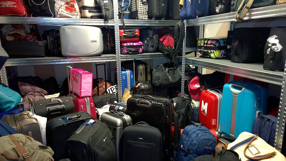 4 Luggage Storage Options in NYC