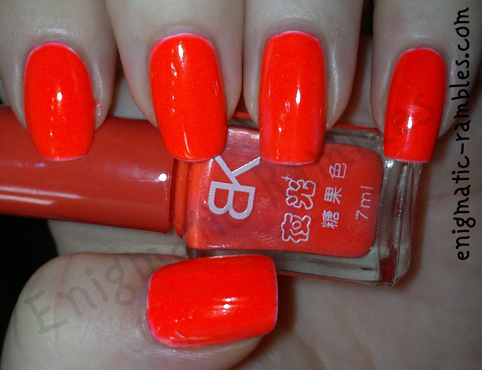 swatch-bk-20-#20-neon-orange-nail-polish