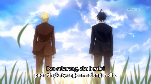 Yuukoku no Morarty Episode 23 Subtitle Indonesia