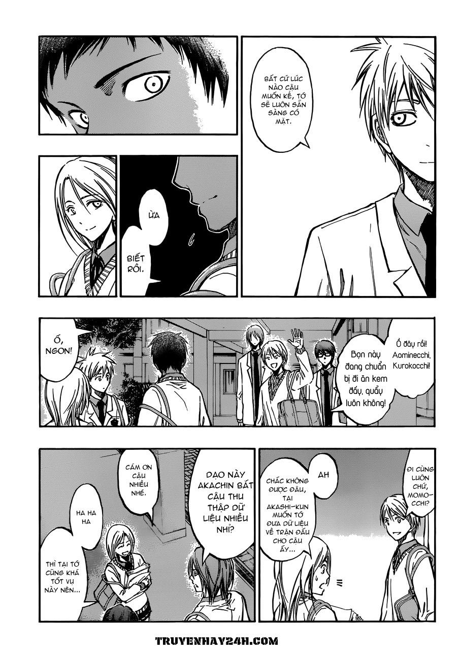 Kuroko No Basket chap 213 trang 7