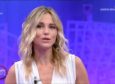 Francesca Fialdini ascolti TV