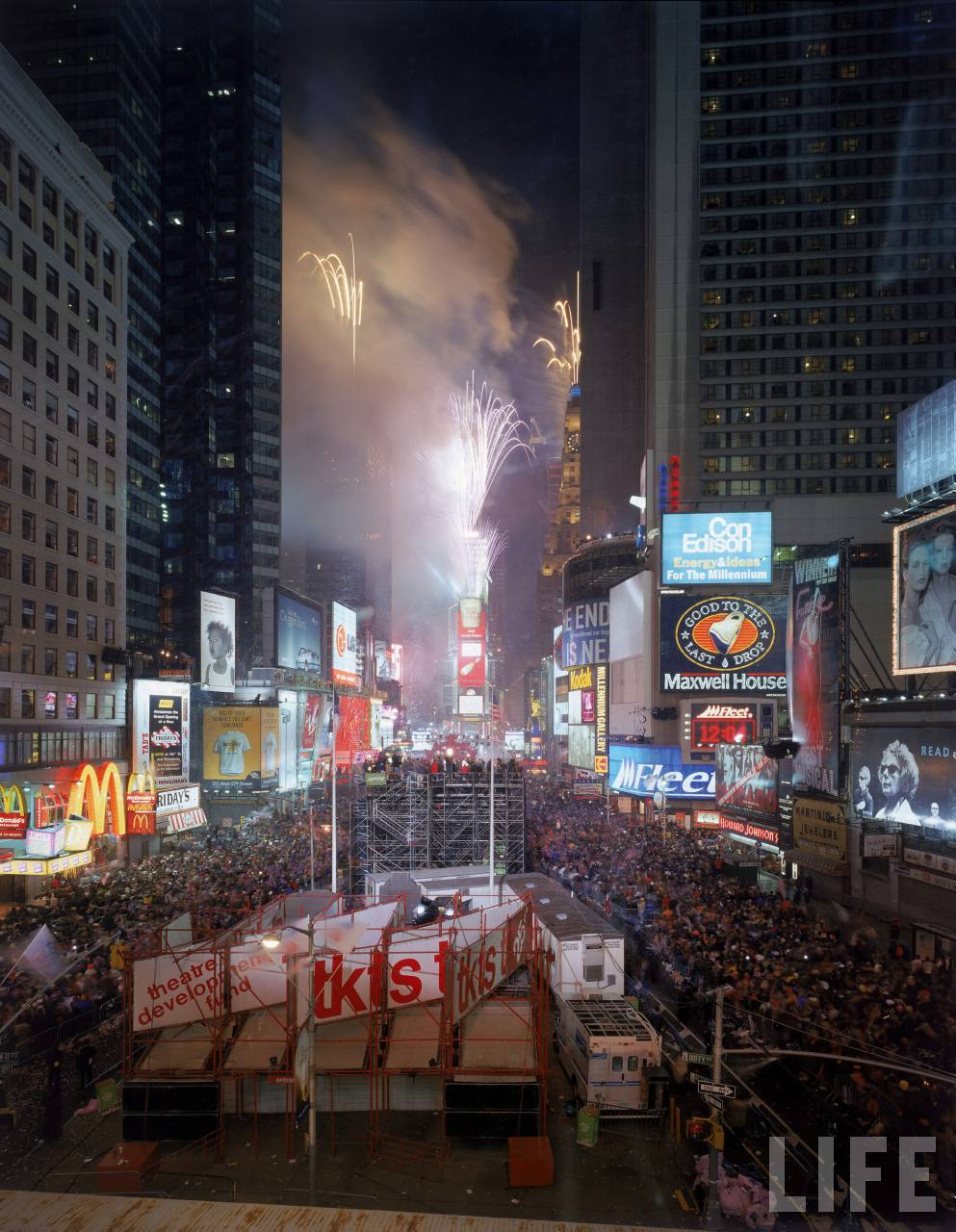 Photos Of Times Square Through The Years Vintage Everyday