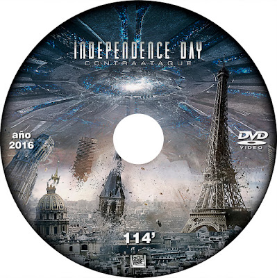 Independence Day - contraataque - 2016