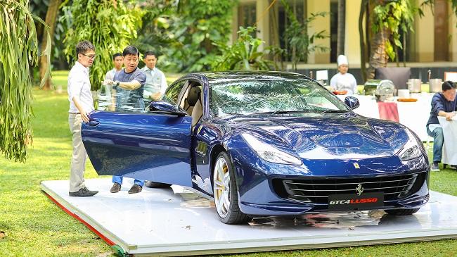Passione Ferrari Brunch in Jakarta