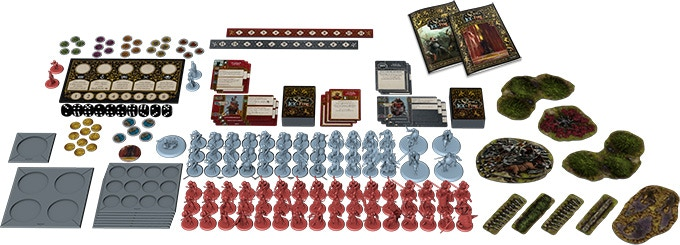 A Song of Ice and Fire: Tabletop Miniatures Game - Game ...