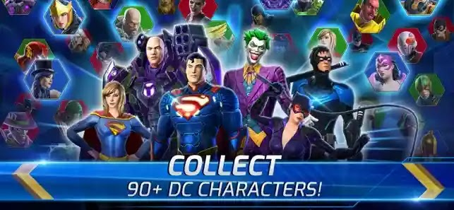 أساطير العاصمة: معركة من أجل العدالة DC Legends: Fight Superheroes