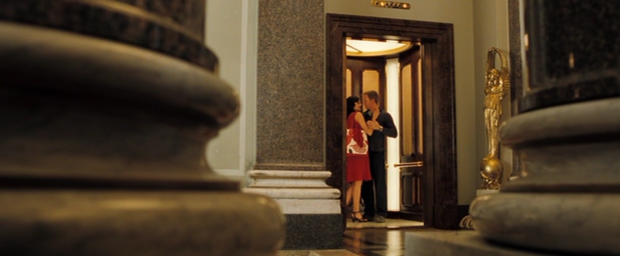James Bond Locations The Venice Hotel Prague National
