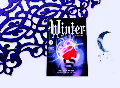 winter marissa meyer ay günlüğü serisi the lunar chronicles