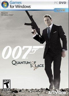 James Bond 007 Quantum of Solace PC Full Español