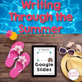 product cover of Google Slides activity