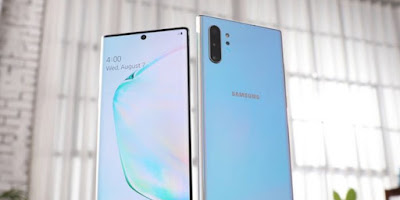 Samsung Galaxy Note 10+, Kecanggihan Dalam Genggaman