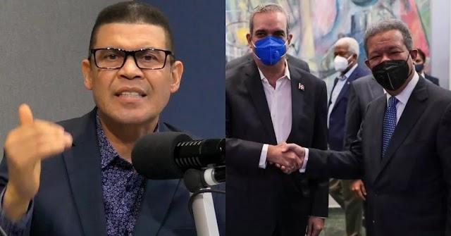 """(VIDEO) Ricardo Nieves acusó al PRM de estar jugando a la suciedad y al engaño tras confirmar de un acuerdo con la FP para repartirse como """"vacas"""" los nuevos miembros de la Cámara de Cuentas"""
