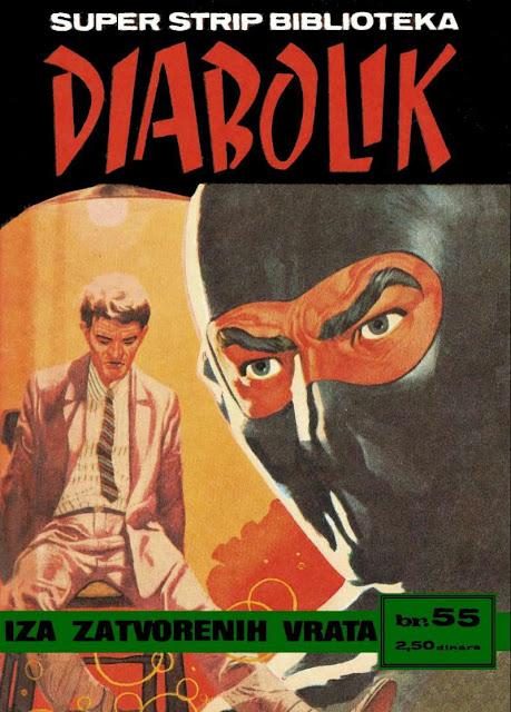 Iza zatvorenih vrata - Diabolik