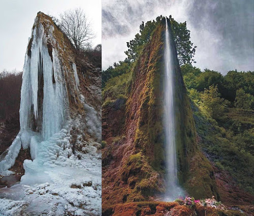 Cachoeira Prskalo – Sérvia