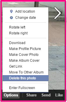How to Delete Photos From Facebook