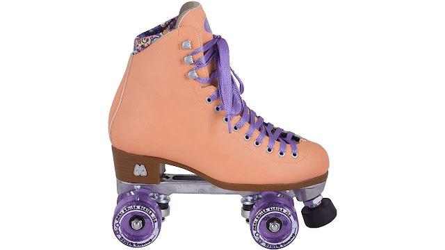 Moxi Skates Beach Bunny Fashionable Womens Roller Skates