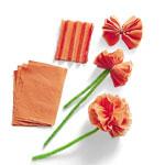 Festive Flowers - Step 1