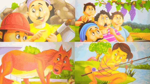 Top 10 Nursery Stories In Hindi