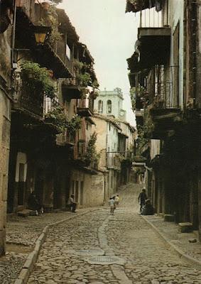 postal, Miranda del Castañar, Salamanca