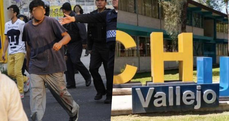 Estudiante de CCH Vallejo de la UNAM planeo masacre como en EU, Policía Cibernética lo detuvo a tiempo