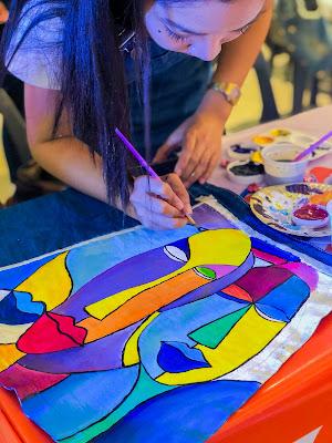 SM's DENIM WORKSHOP INSPIRES FUTURE ARTISTS, DESIGNERS