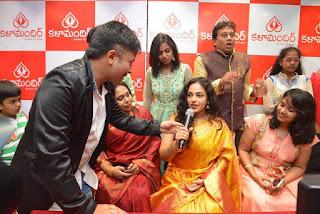 Nithya Menen Stills At Kalamandir (16).jpg