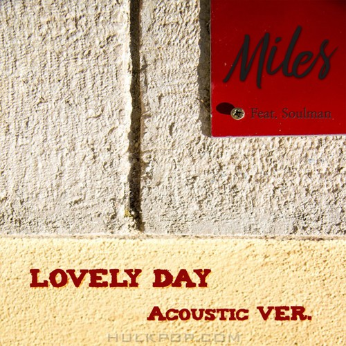Miles – Lovely Day (Acoustic Ver.) – Single