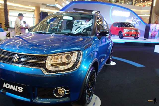 Suzuki IGNIS, Mini Urban SUV yang Tangguh dan Elegan