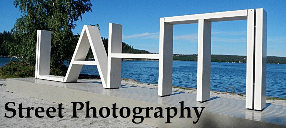 STREET PHOTOGRAPHY Lahti, Finland