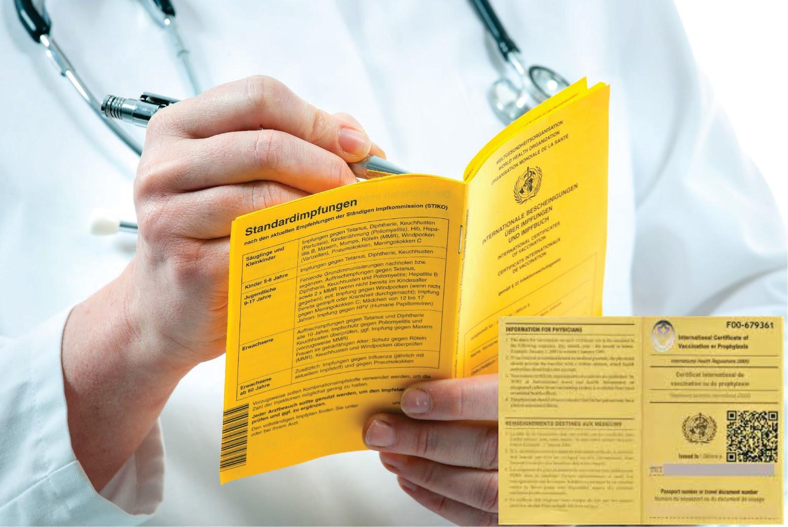 Cara Cek Online Keaslian Sertifikat Vaksin Meningitis ...