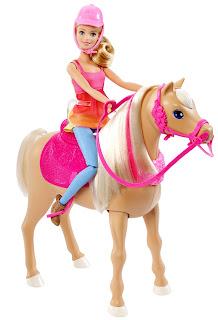 dancin fun horse