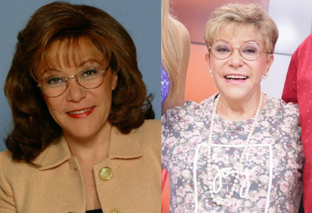 betty la fea antes y despues