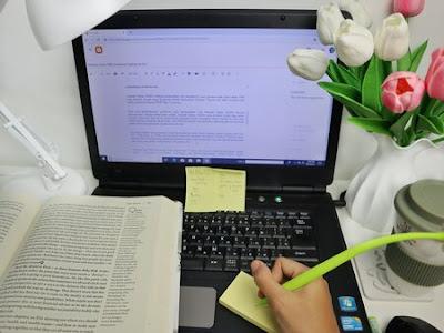 Jatuh Bangun Sebagai Seorang Blogger
