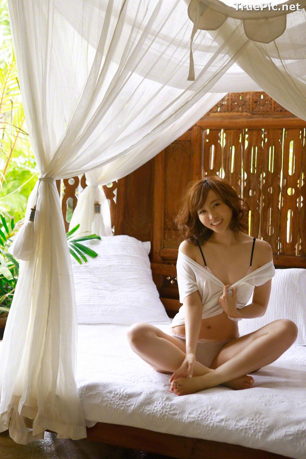Image Wanibooks No.142 – Japanese Actress and Gravure Idol – Risa Yoshiki - TruePic.net - Picture-9