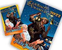Campioni omaggio : Richiedi la copia del Calendario Frate Indovino 2022