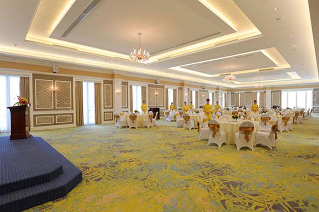 Nhà hàng Hoàng Gia FLC Vĩnh Phúc