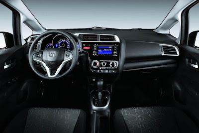 nouvelle Honda Fit 2016 photo intérieure