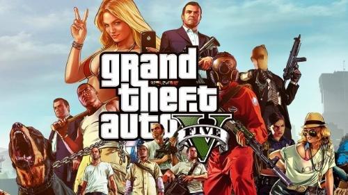 لعبة GTA 5 متوفرة مجانا عبر متجر Epic Games,Epic Games,GTA 5,GTA 5 متوفرة مجانا عبر متجر