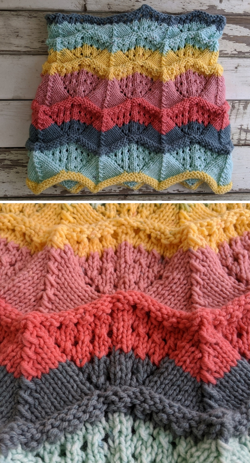 YYC Cowl - Free Knitting Pattern