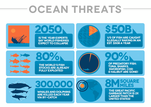 Progressive Charlestown Ocean Threats