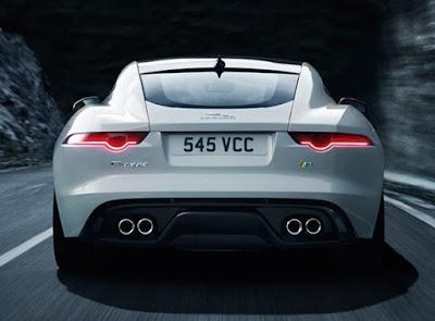 Jaguar models: F-Type R