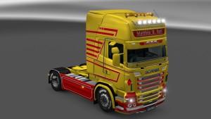 Scania RJL Matthijs B. Bolt skin by DavyBerto