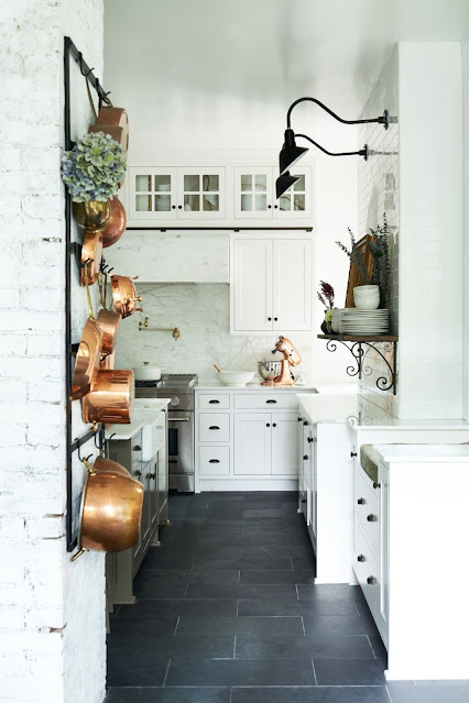 chic french country kitchen