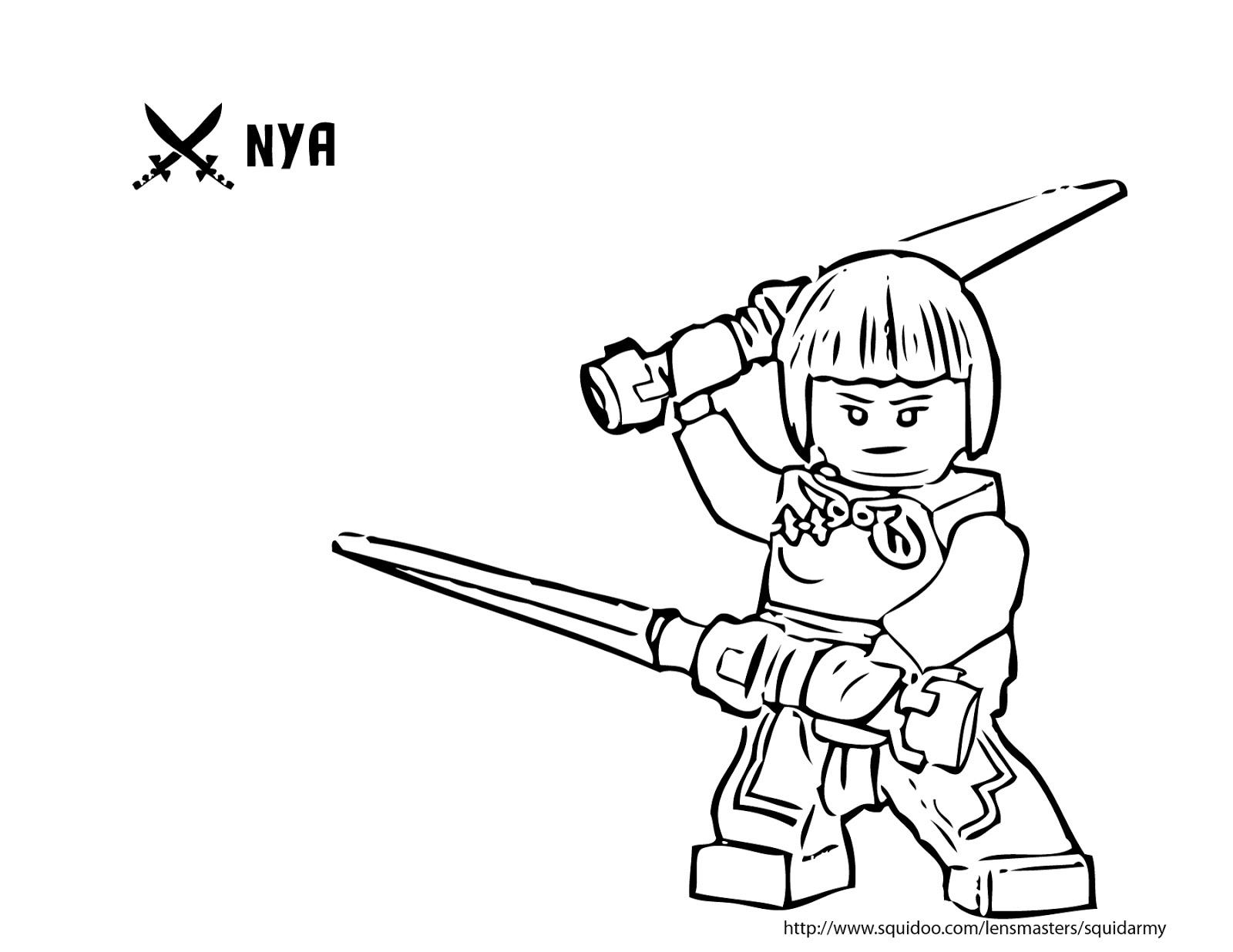 Lego Ninjago Ausmalbilder Morro : Ninjago Jay Coloring Pages Democraciaejustica