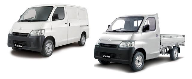 Daftar Pajak Daihatsu Gran Max Semua Type Lengkap 2020
