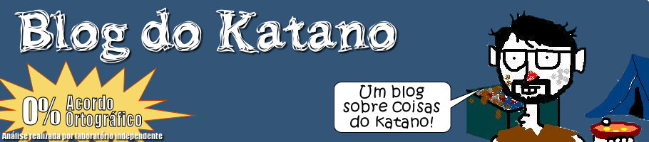 Blog Do Katano